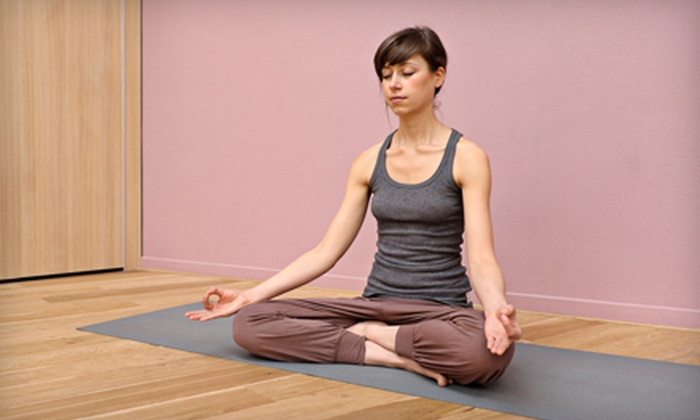 Yoga Tropics - Multiple Locations: $39 for 10-Class Yoga Card at Yoga Tropics in Encinitas (Up to $120 Value)
