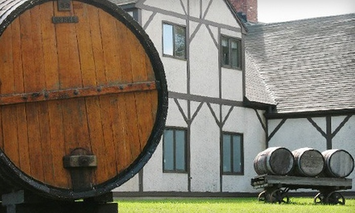 Haight-Brown Vineyard - Litchfield: $15 for Outing for Two to Haight-Brown Vineyard's Harvest Festival in Litchfield on September 17–18 (Up to $30 Value)