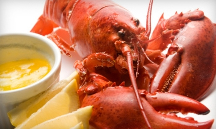 Pacific Foods - East Modesto: $10 for $20 Worth of Live Lobster at Pacific Foods