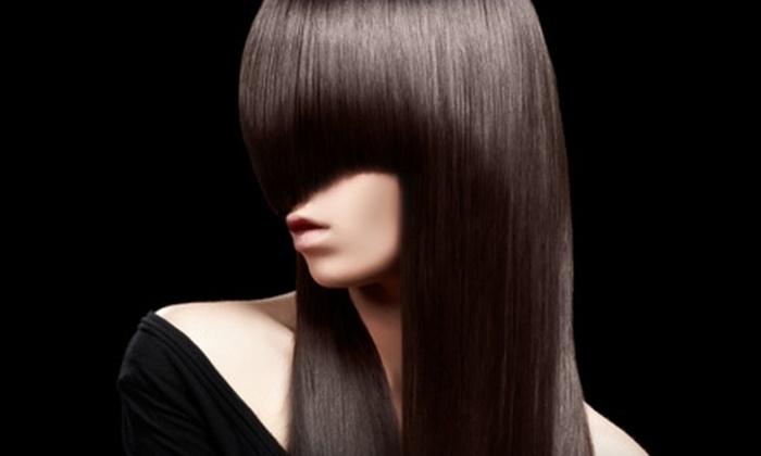 Brio a Salon - Sam Hughes: $99 for a Keratin Hair-Smoothing Treatment at Brio A Salon ($250 Value)