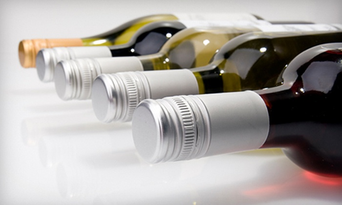 Primo Liquors - Regency: $55 for a Red- or White-Wine-Lover's Package at Primo Liquors in Southwest Ranches (Up to $210 Value)