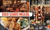 Côco Louco Brasil - Central West End: $15 for $35 Worth of Brazilian Cuisine and Drinks at Côco Louco Brasil