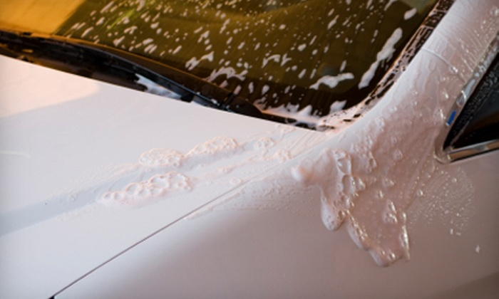 Bristol Bill's Car Wash Express - Bristol: $16 for Three Top-Tier Car Washes at Bristol Bill's Car Wash Express in Bristol (Up to $33 Value)