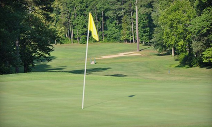 Siler City Country Club - Siler City Country Club: 18-Hole Round of Golf Including Cart Rental for Two or Four