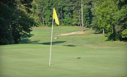 18-Hole Round of Golf for 2 Including Cart Rental ($76 Value) - Siler City Country Club in Siler City