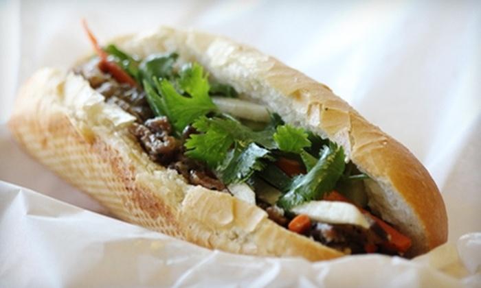 Teriyaki Grill - Downtown Chula Vista: $7 for $14 Worth of Japanese Teriyaki, Vietnamese Cuisine, and More at Teriyaki Grill in Chula Vista