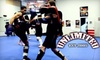 Unlimited Kickboxing LLC (UnlimitedMMA) - Milpitas: $25 for One Month of Unlimited Kickboxing, Fitness Classes, Mixed-Martial-Arts Classes, and More at Unlimited MMA ($159 Value)