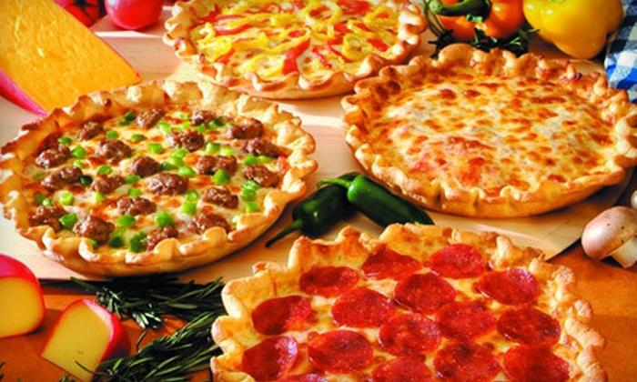 Zeppe's Pizzeria & Italian Bistro - Hudson: $15 for $30 Worth of Italian Fare at Zeppe's Pizzeria & Italian Bistro in Hudson