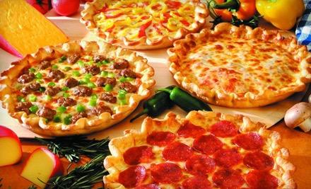 $30 Groupon to Zeppes Pizzeria & Italian Bistro  - Zeppe's Pizzeria & Italian Bistro in Hudson