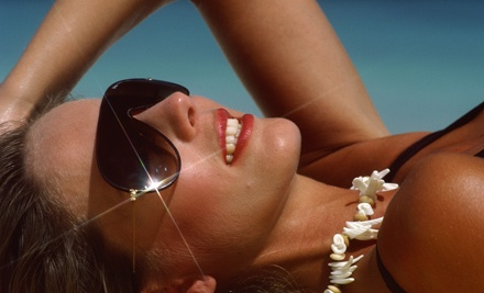 2 Mystic Tan Sessions (a $50 value) - Jill's Beach in Raleigh