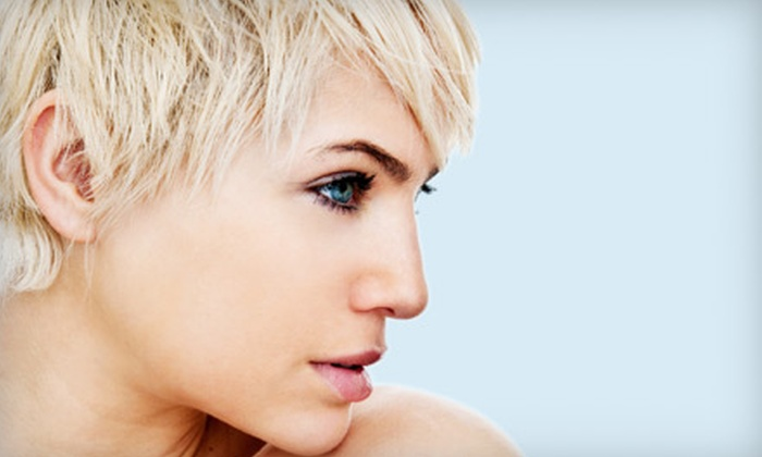 Stephanie Weaver at Tease Salon - Midtown: Women's Cut and Style, Men's Cut and Style, or Facial Wax from Stephanie Weaver at Tease Salon (Up to 52% Off)