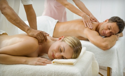 Couple's Massage Package (a $140 value) - Our Times Harbour View Spa in Port Stanley