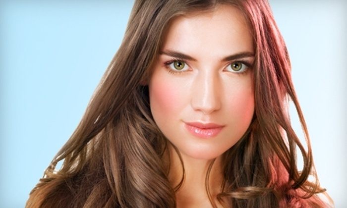 Elite Salon and Day Spa - Latah Valley: $45 for $100 Worth of Salon and Spa Services at Elite Salon and Day Spa