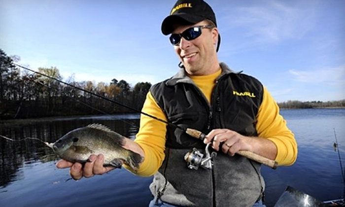 Fishing for Life - Anoka: $10 for Four Admissions, Four iPad Raffle Tickets, and Four Fishing Tickets at the Fish Fair from Fishing For Life (Up to $20 Value)