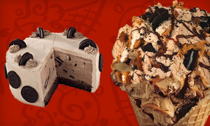 Cold Stone Creamery - Liberty Area: $5 for $10 Worth of Custom-Crafted Ice Cream at Cold Stone Creamery