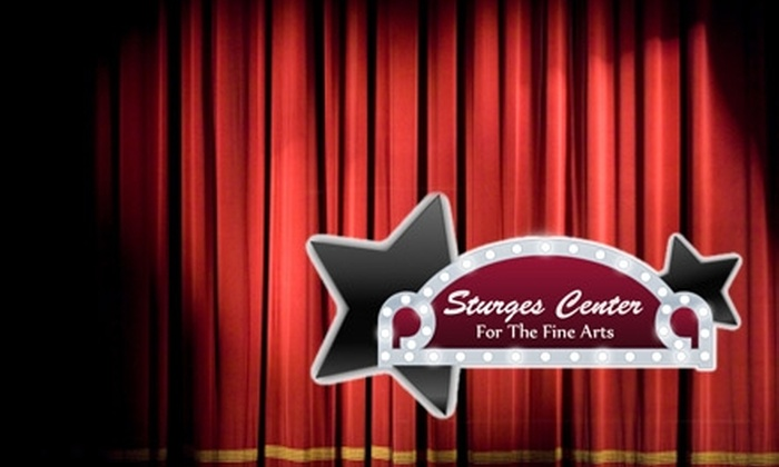 "Sturges Center for the Fine Arts - Downtown San Bernardino: $10 for Ticket to ""Popovich Pet Comedy"" or ""Forever Plaid"" at Sturges Center in San Bernardino"