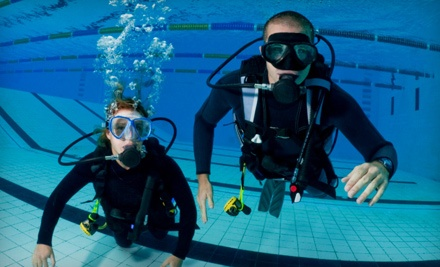Academics and Pool Training (a $289 value) - Northland Scuba in Oakdale