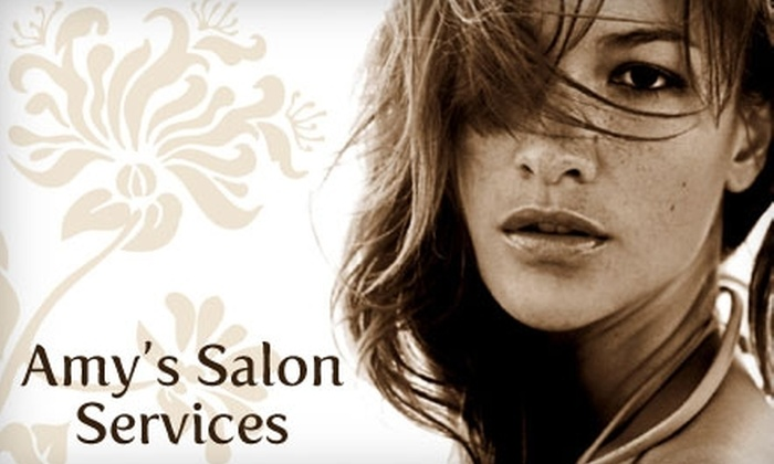 Amy's Salon Services - Highline: $99 for Up to $300 Worth of Brazilian Blowout Treatment at Amy's Salon Services