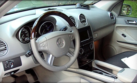 Choice of Best Express Detail or 5 Best Interior and Exterior Washes for a Car (up to a $125 value) - Best Autowash in
