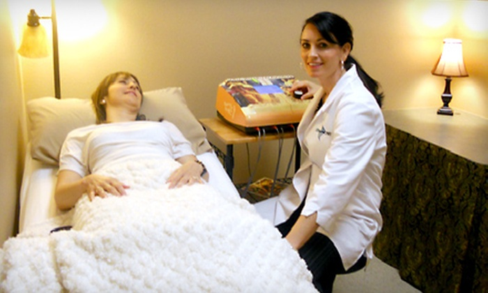 Image Health - East Roseville Parkway: $49 for Two Electro-Slim Weight-Loss Treatments at Image Health in Roseville ($300 Value)
