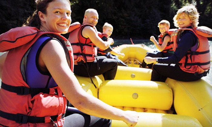 Pacific NW Float Trips - Marblemount: Introductory Whitewater-Rafting Tour with Lunch for One or Two from Pacific NW Float Trips in Burlington (Up to 54% Off)