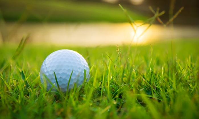 Mulligans Golf and Games - South Jordan: 18 Holes of Golf for Two or Miniature Golf for Four at Mulligans Golf and Games in South Jordan