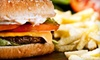 SandPiper Pub - White Rock: $21 for a Traditional Pub-Fare Meal for Two at Sandpiper Pub in White Rock (Up to $42.85 Value)