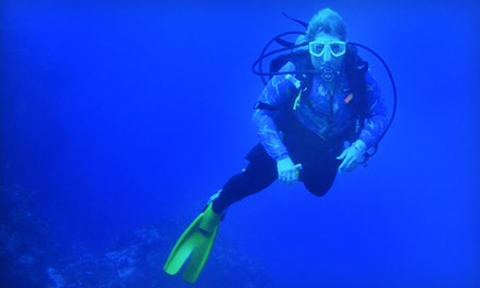 Phoenix Scuba - Paradise Valley: Open Water Scuba-Diving Certification Course at Phoenix Scuba