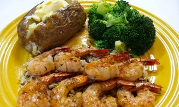 Gone Fish'N - Madison: $10 for $20 Worth of Seafood, Sandwiches, and Salads at Gone Fish'N in Madison