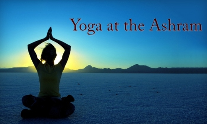 Yoga at the Ashram - Millis: $30 for One Month of Classes at Yoga at the Ashram