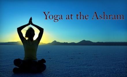 Yoga at the Ashram - Yoga at the Ashram in Millis