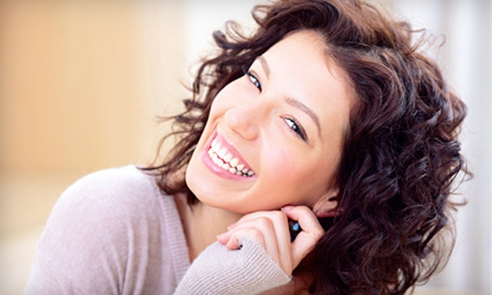 James C Dow DMD - Wallingford Center: Dental Exam with Option of At-Home or In-Office Teeth Whitening from James C Dow DMD in Wallingford (Up to 93% Off)
