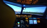 One-Hour Flight Simulator Experience at Two Two Fly