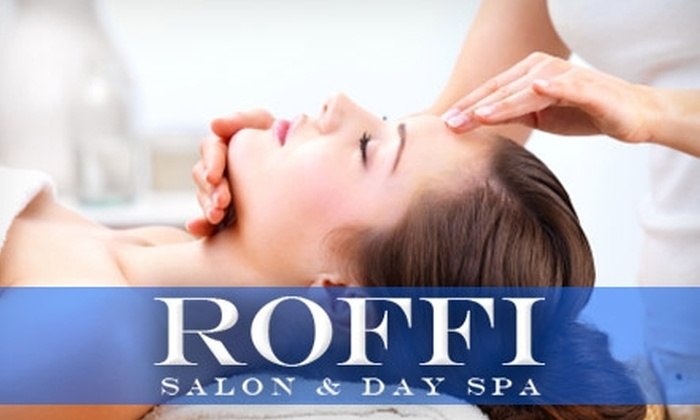 Roffi Salon & Day Spa - Back Bay: $50 Facial at Roffi Salon & Day Spa (Up to $110 Value)