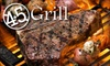 45th Grill - Keizer: $15 for $30 Worth of Steaks, Burgers, and More at 45th Grill