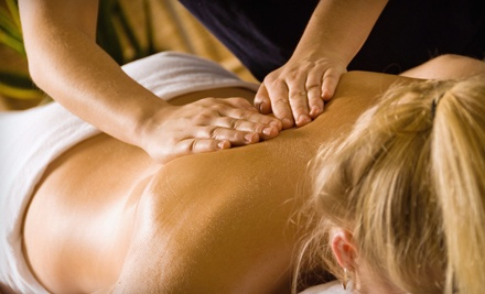 50-Minute Deep-Tissue Massage with Aromatherapy (a $95 value) - Fountain Spa in Hilton Head Island
