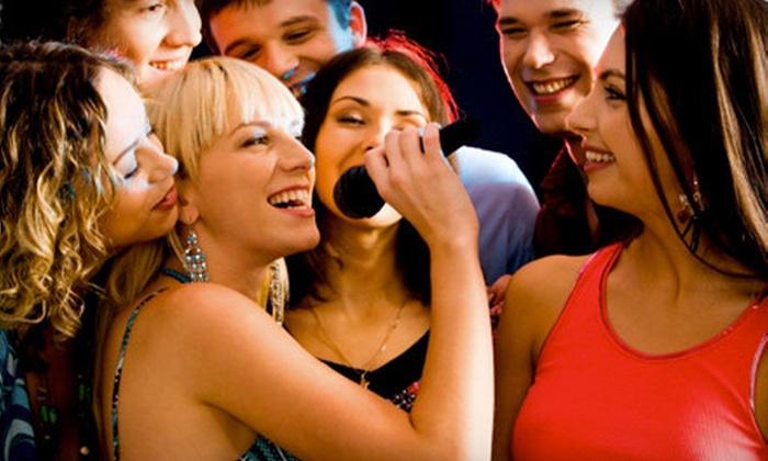 August Karaoke Box - Tempe: $20 for $40 Worth of Karaoke and Snacks at August Karaoke Box in Tempe
