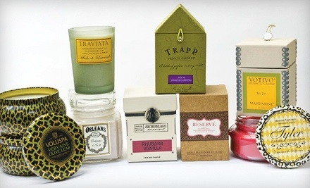 $20 Groupon to SampleHouse & CandleShop - SampleHouse & CandleShop in Dallas
