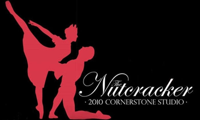 "Corner Stone Studio - West Lake Hills: $10 for One General Admission Ticket to Cornerstone Studio's ""The Nutcracker"" ($20 Value). Choose Between Two Performances."