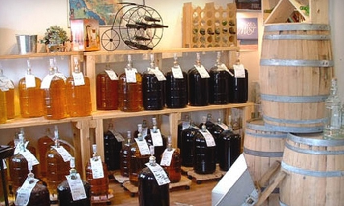 The Wine Place Markham - Markham: $69 for Wine Making at The Wine Place Markham ($139 Value)