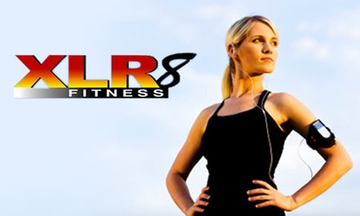 XLR8 Fitness - West End: $49 for a Four-Week Boot Camp from XLR8 Fitness ($180 Value)