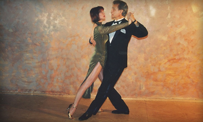 Beginners Only - Galleria Area: Two or Four Private Latin and Ballroom-Dancing Lessons at Beginners Only (Up to 75% Off)