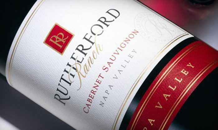 Rutherford Ranch Winery - St. Helena: $20 for a Wine and Chocolate Pairing for Two at Rutherford Ranch Winery in St. Helena ($50 Value)