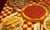 Luigi's Pizza & Pasta - Plainfield: $10 for $20 Worth of Freshly Made Italian Fare at Luigi's Pizza & Pasta in Plainfield