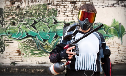 2 All-Day Passes, Including Equipment and 400 Paintballs (a $50 value) - Urban Attack Paintball in Colorado Springs