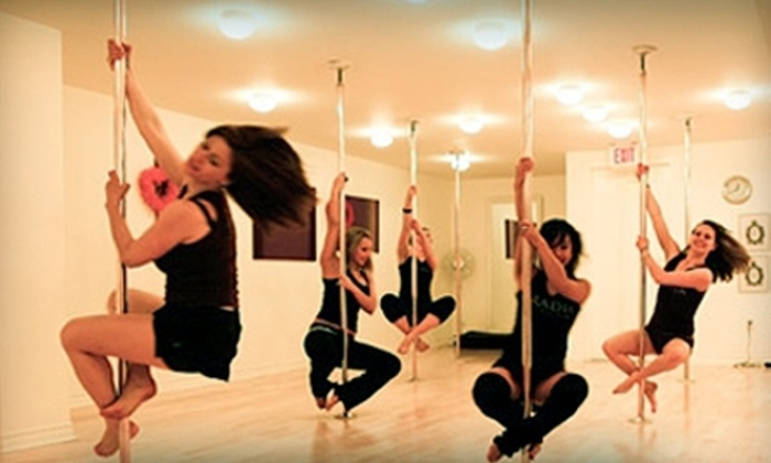 Aradia Fitness - Vanier: $10 for Pole Dancing Class at Aradia Fitness