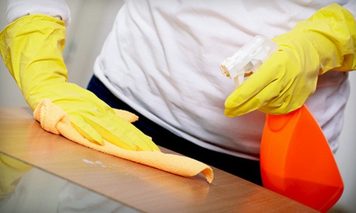 Aloha Superior Cleaning - Midtown: $69 for a Two-Hour House-Cleaning Package from Aloha Superior Cleaning ($155 Value)