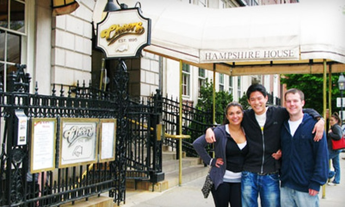 Boston TV & Movie Sites Tour - Chinatown - Leather District: Boston TV & Movie Sites Tour for Two, Four, or Six