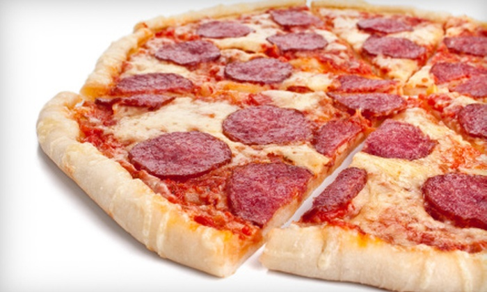 Angelo's Pizza - West Des Moines: $14 for $30 Worth of Italian Cuisine and Beverages at Angelo's Pizza