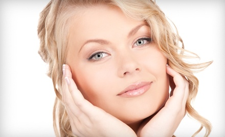 1 Microdermabrasion Treatment or Red-Light-Therapy Facial (a $99 value) - Karin Kelley Skin Care in Lawrence